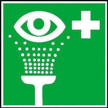 Augenspüleinrichtung - 15,0x15,0cm
