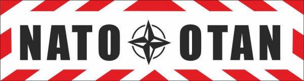 Magnetschild Nato Otan