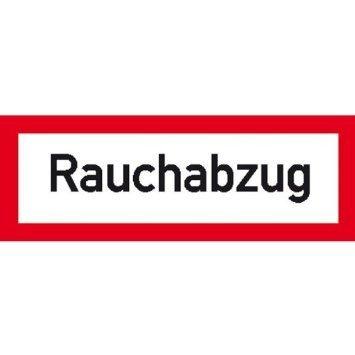 Rauchabzug - 14,80x5,20cm DE798