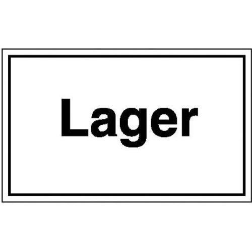 Lager - 25x15cm DE20