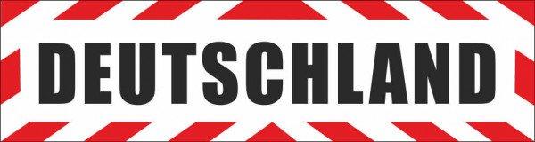 Magnetschild Deutschland