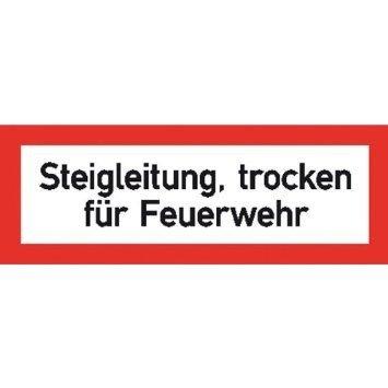Steigleit.trocken - 29,70x10,50cm DE965
