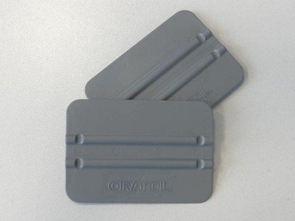Orafol Kunststoffrakel grau 10cm