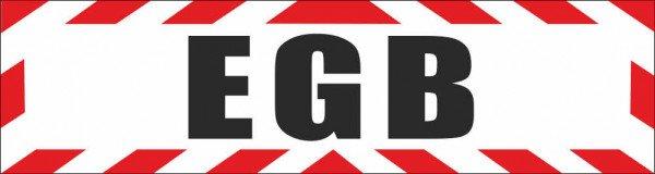 Magnetschild EGB Erweiterte Grundbefähigung