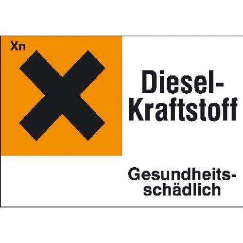 Diesel-Kraftstoffür für ortsfeste Tanks - 5x7,4cm DE132