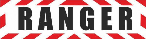 Magnetschild RANGER EGB USA