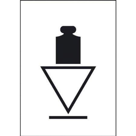 Kopflastig Packstückorientierung - 7,40x10,50cm DE451