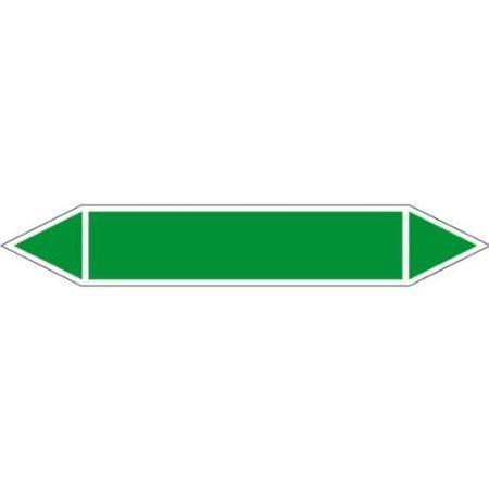 Rohrleitungskennzeichnung/Pfeilschild Gruppe1 - 12,6x2,6cm
