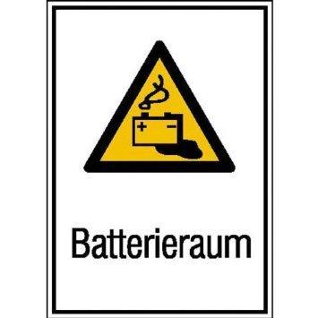 Batterieraum - 26,20x37,10cm DE897