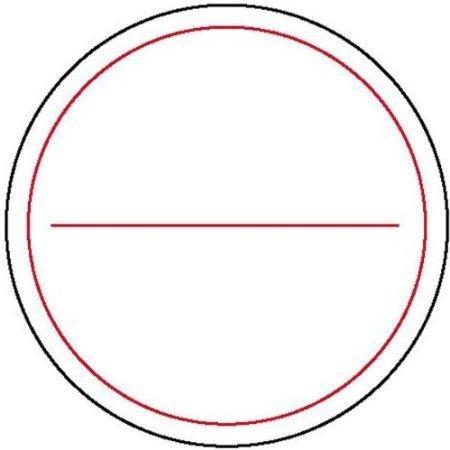 10x Stromkreisbezeichnungsschild auf Bogen zur Selbstbeschriftung 3cm - DE447