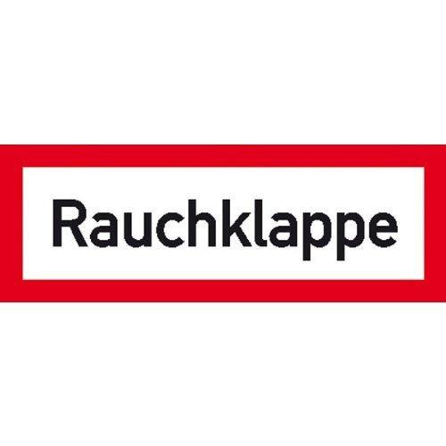 Brandschutz Rauchklappe - 14,80x5,20cm DE46