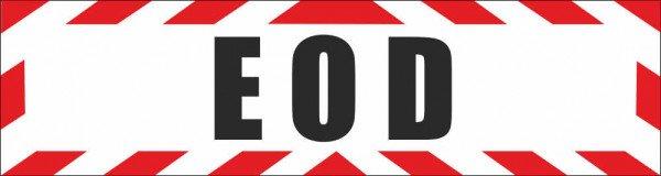 Magnetschild EOD Explosive Ordonance Device Bombenentschärfer