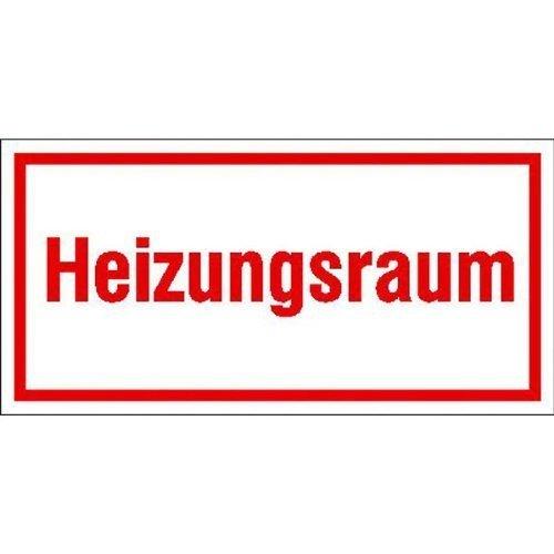 Heizungsraum - 20x10cm DE106